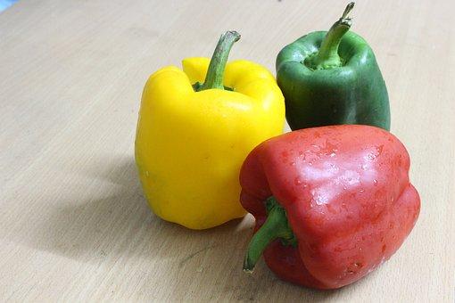 Food, Healthy, Vegetable, Fruit, Pepper