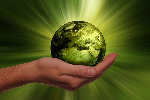 Sustainability, Energy, Globe, Renewable, Earth, World