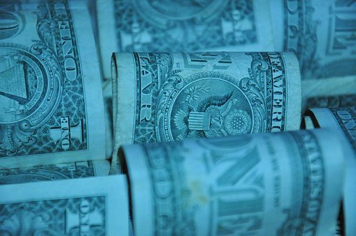 Dollar, American, Currency, Money, Business, Cash, Usa