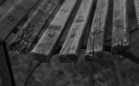 Bench, Wood, Session, Sit, Atmosphere, Architecture
