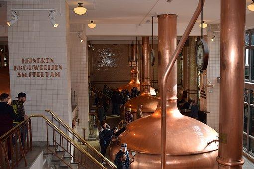 Beer, Water, Malt, Hop, Yeast, Dam, Factory, Brewer