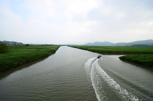 Suncheon Bay, Bog, Ecological Park, Water Taxi