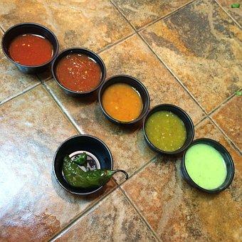 Salsa, Spicy, Mexican, Taco, Food, Tortilla, Sauce