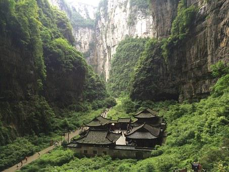 Zen, Canyon, The Ancient Town, The Scenery, Inn