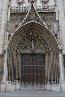 Lyon, Architecture, Building, Facade, Historic Building