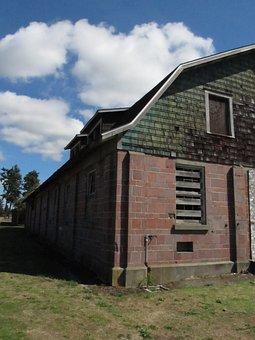 Barn, Agriculture, Farm, Farming, Rural, Building