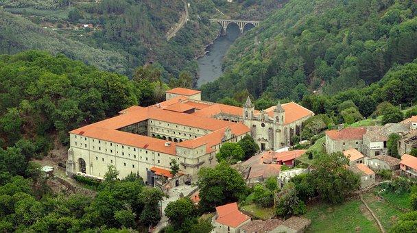 Ribeira Sacra, San Esteban Del Sil, Ourense, Spain