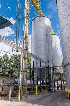 Storage Silos, Storage Flour, Grain Storage