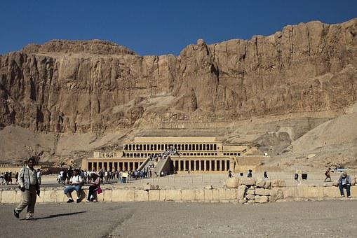 Valley Of The Kings, Deir El-bahri, Egypt