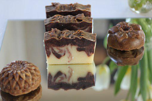 Chocolate, Cocoasoap, Soaps, Relaxing Soap, Cocoa Soap