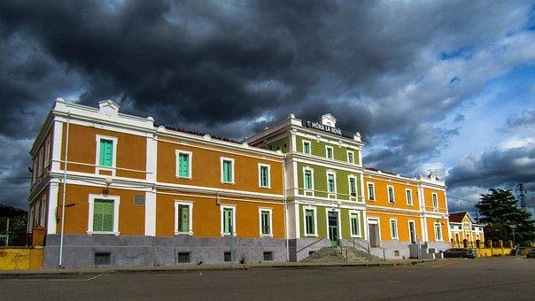 Architecture, Outdoors, Sky, Building, House, Facade