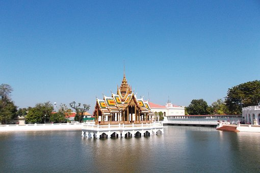 Journey, Building, Thailand, Palace, Foreign Countries