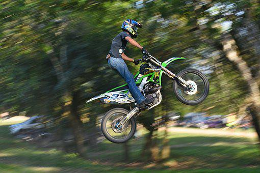 Bike, Hurry, Wheel, Helmet, Race, Motocross, Dirtbike