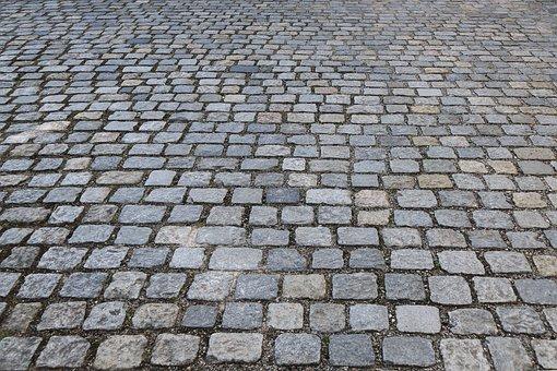 Patch, Cobblestones, Flooring, Paving Stones, Paved