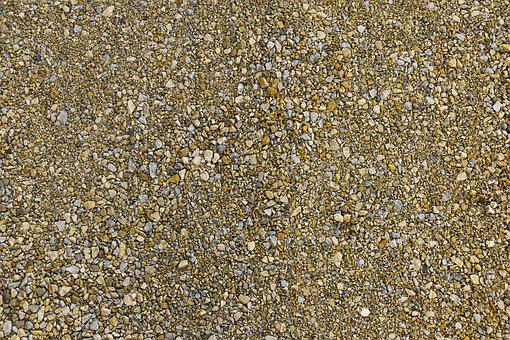 Pebble, Stones, Gravel, Garden, Away, Fixed, Aggregate