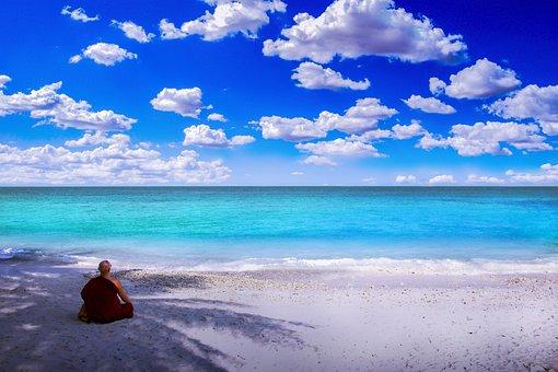 Water, Travel, Summer, Sea, Beach, Relaxation