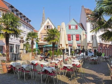 Bad Dürkheim, Palatinate, Wine Road, Center