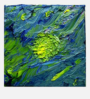 Painting, Desktop, Nature, Color, Abstract, Graphic