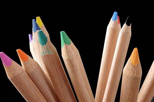 Wood, Pencil, Education, Cross, Creativity