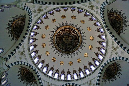 Dome, Decor, Model, Round, Art, Flowering, Architecture