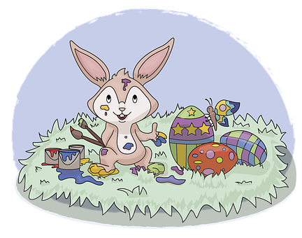 Easter Bunny, Hare, Easter, Rabbit, Animal, Holiday