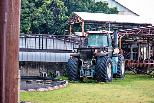 Industry, Equipment, Machine, Outdoor, Agriculture