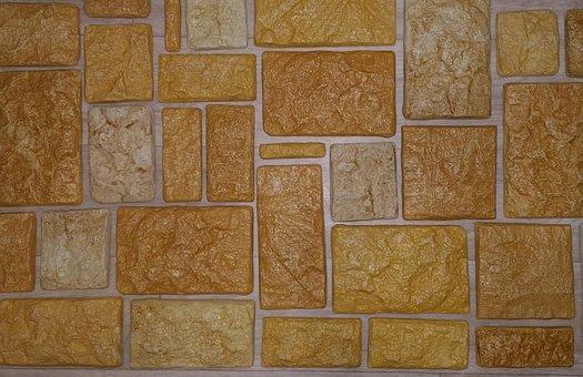 Wall, Tile, Template, Brick, Stone, Texture, Mosaic