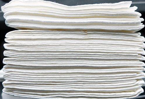 Fabric, Cotton, Model, Paper, Folding, Texture
