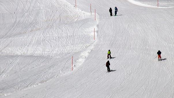 The Alps, Zermatt, Winter, Snow, Cold, Sport, Skis