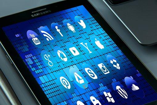 Mobile Phone, Smartphone, App, Internet, Network
