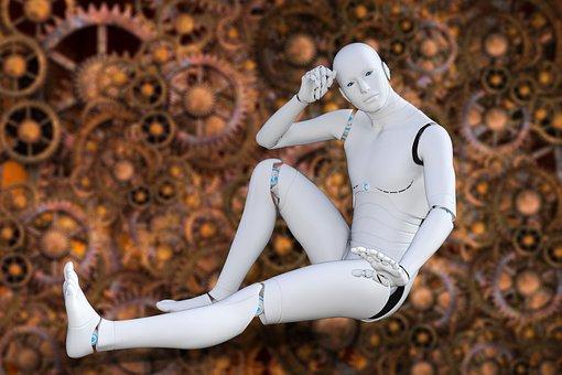 Robot, Cyborg, Futuristic, Machine, Artificial