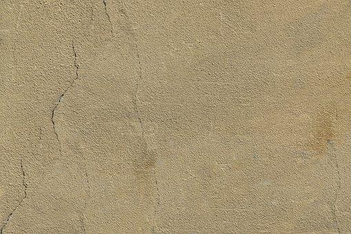 Plaster, Facade, Structural Plaster, Cracks, Cracked