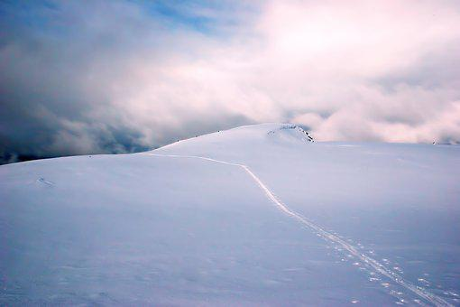 Snow, Winter, Landscape, The Nature Of The, Mountain