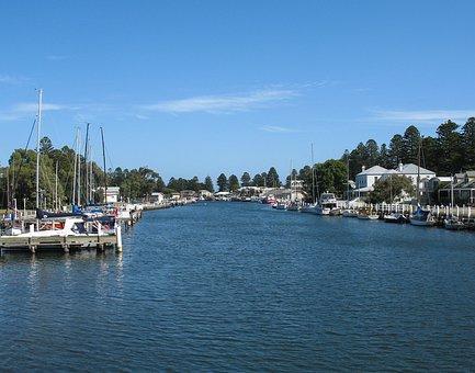 Water, Harbor, Travel, Sea, Seashore, Waterfront, Yacht
