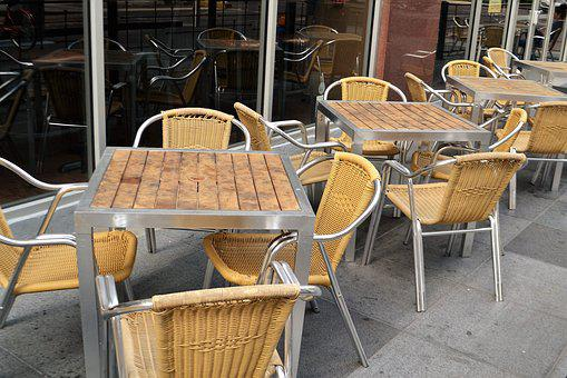 Chair, Table, Furniture, Seat, Wood, Patio, Luxury