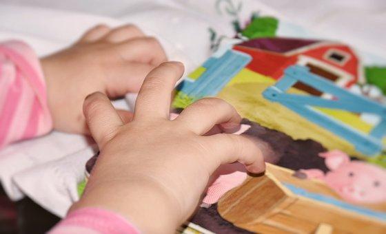 Baby, Hand, Small Child, Child, Access, Understand