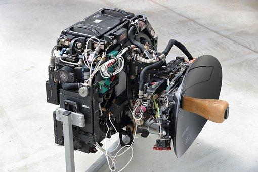 Radar, System, Fighter, Jet, Airplane, Nose, Actuator