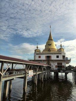 Wat Hong Thong, Thailand Temple, Measure, Buddhism