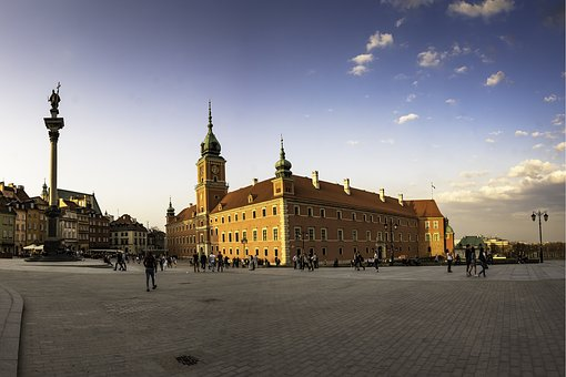 Warsaw, Poland, The Capital Of The, Architecture, City