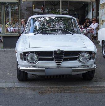 Auto, Alfa Romeo, Gt, Junior, Vehicle, Classic