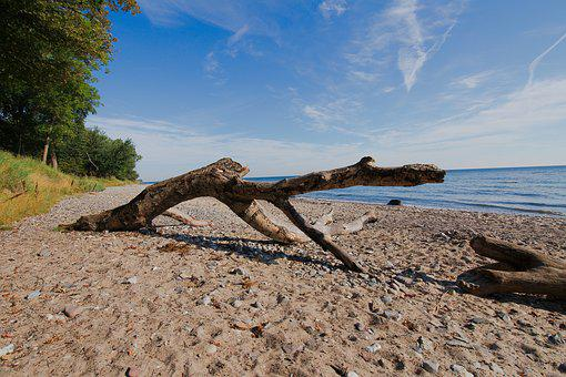 Nature, Waters, Sand, Sea, Coast, Beach, Landscape, Sky