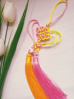 Desktop, Color, Chinese Knot