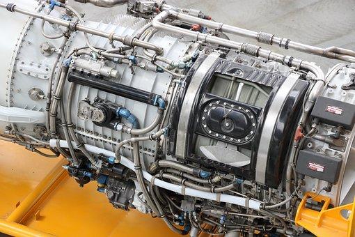 General, Electric, J79, Turbojet, Engine, Fighter