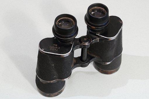 German, Zeiss, Binoculars, Blc, Lens, Equipment