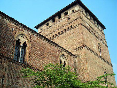 Architecture, Old, Gothic, Palazzo, Ancient, Castle