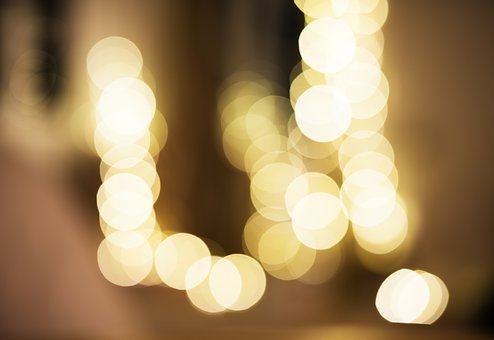 Insubstantial, Illuminated, Luminescence, Christmas