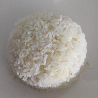Rice, Food, Staple, Jasmine