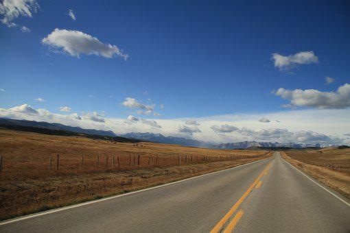 Road, Sky, Travel, Nature, Outdoors, Landscape, Highway