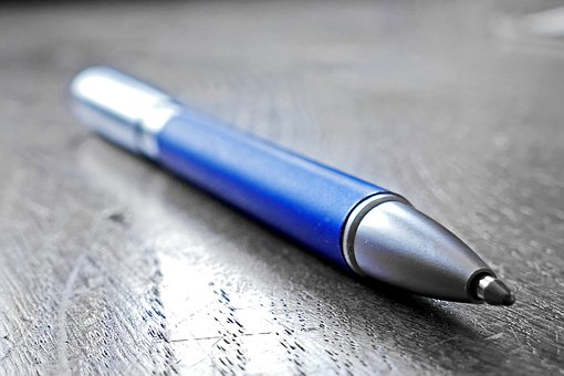 Leave, Pen, Table, Macro, Perspective, Writing Tool