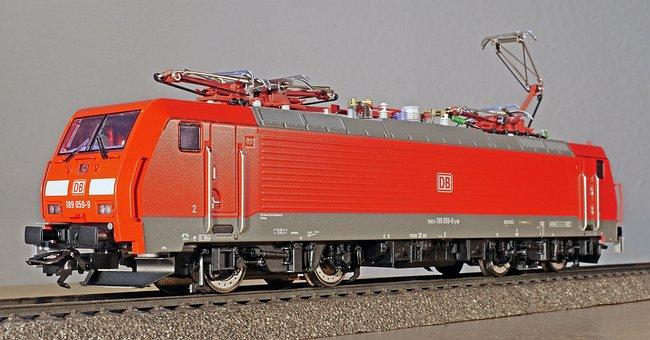 Modern Electric Locomotive, Goods Train Locomotive